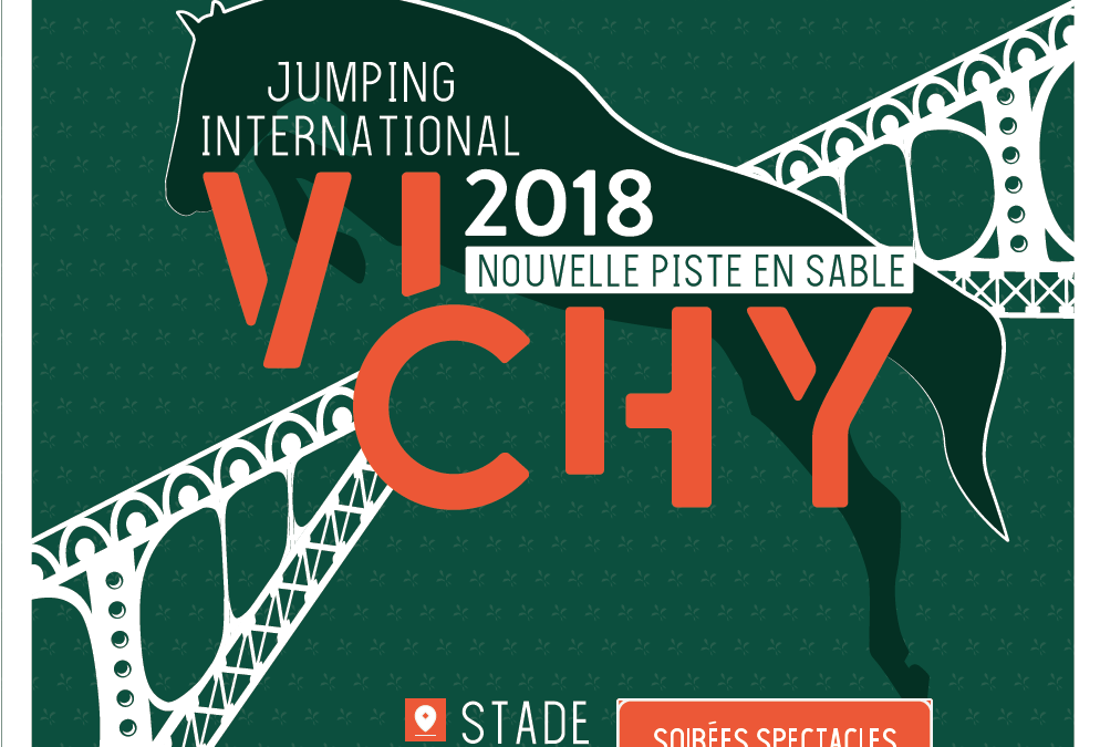 MAN V au Jumping International de Vichy !
